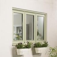 Timber Framed Fully Glazed Window